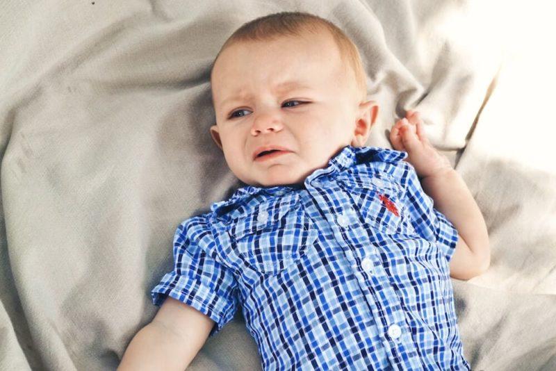 泣き止まない赤ちゃんは発達障害?