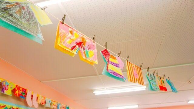保育園の教室